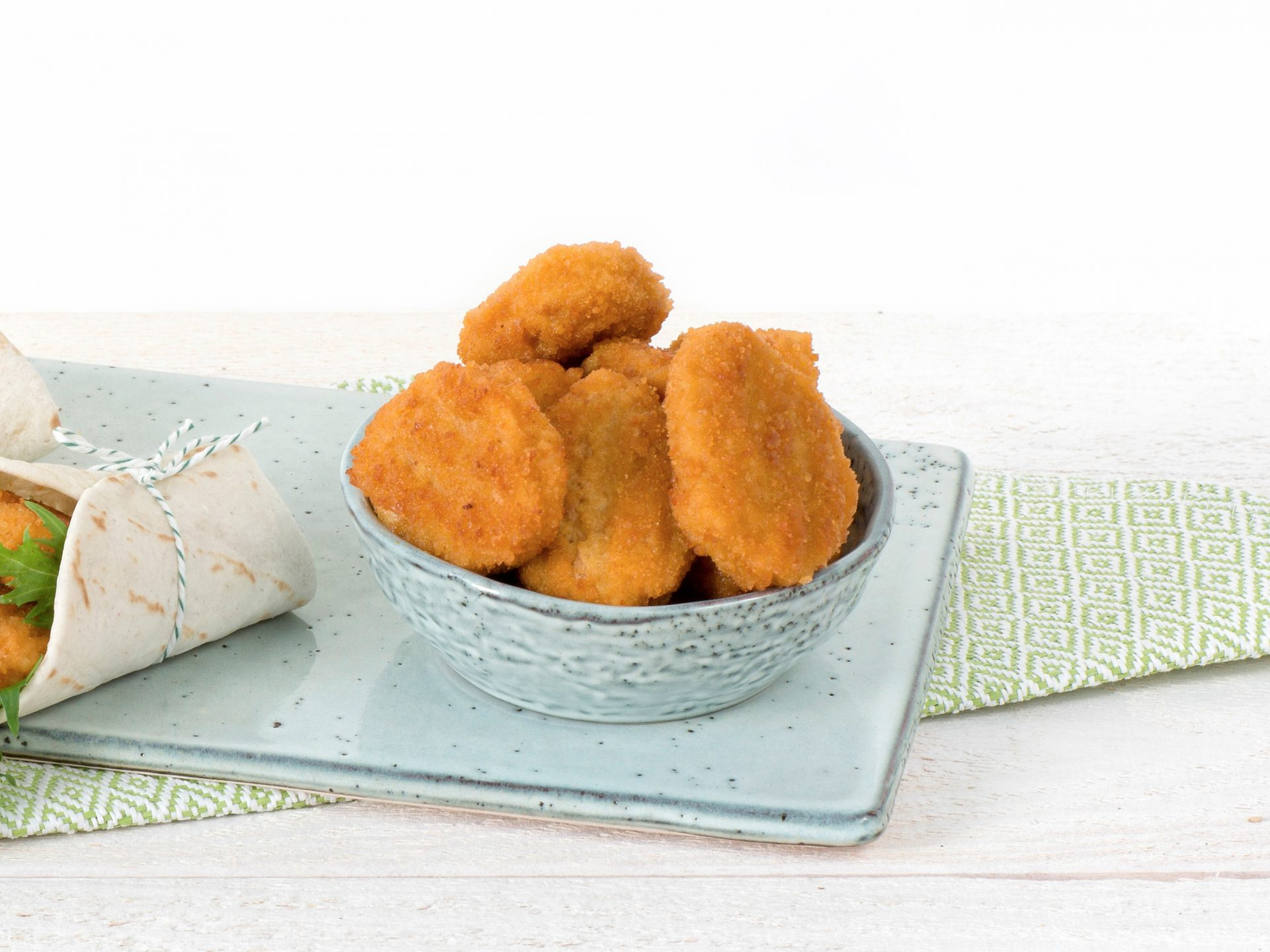 Meat substitute: Vegetarian Nugget