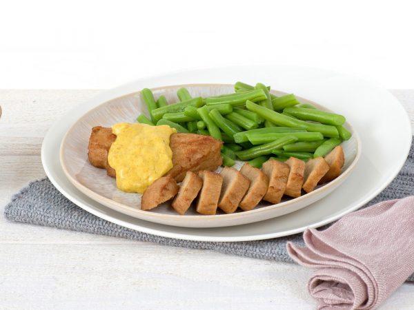 Schouten Europe - Manufacturer of meat substitutes: Vegetarian Filet