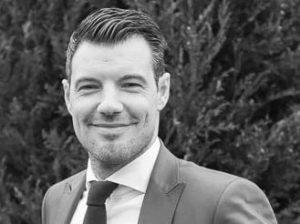 Arjaan van der Giessen (Export Manager)