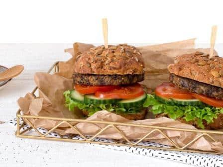 Vleesvervanger: Vegetarische Zadenburger