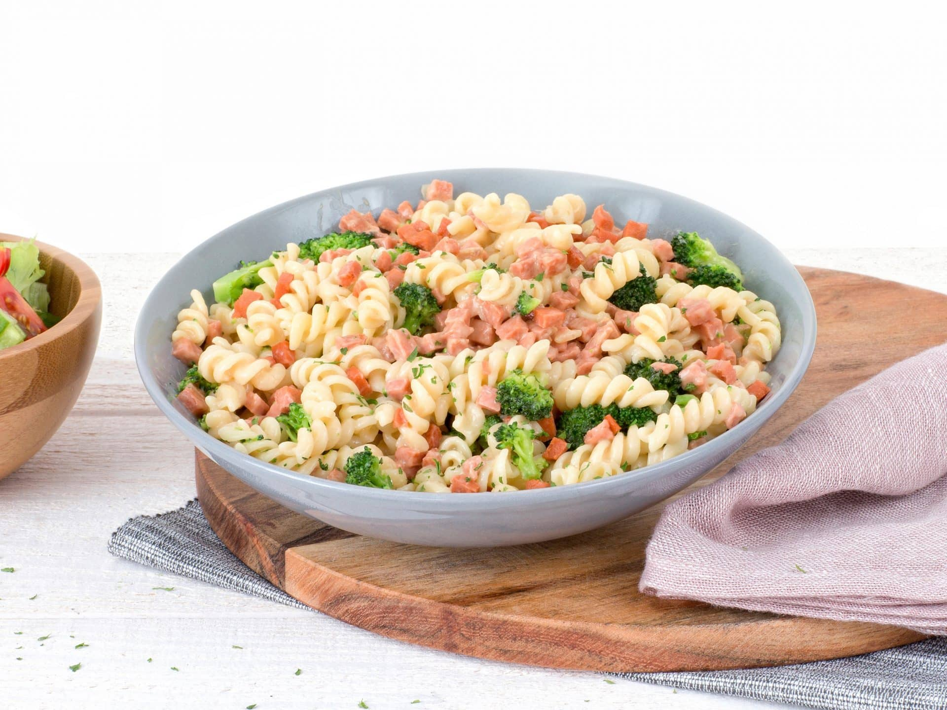 Meat substitute: Vegetarian Diced Ham