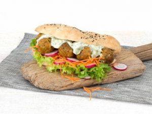 Vleesvervanger: Vegan Falafel