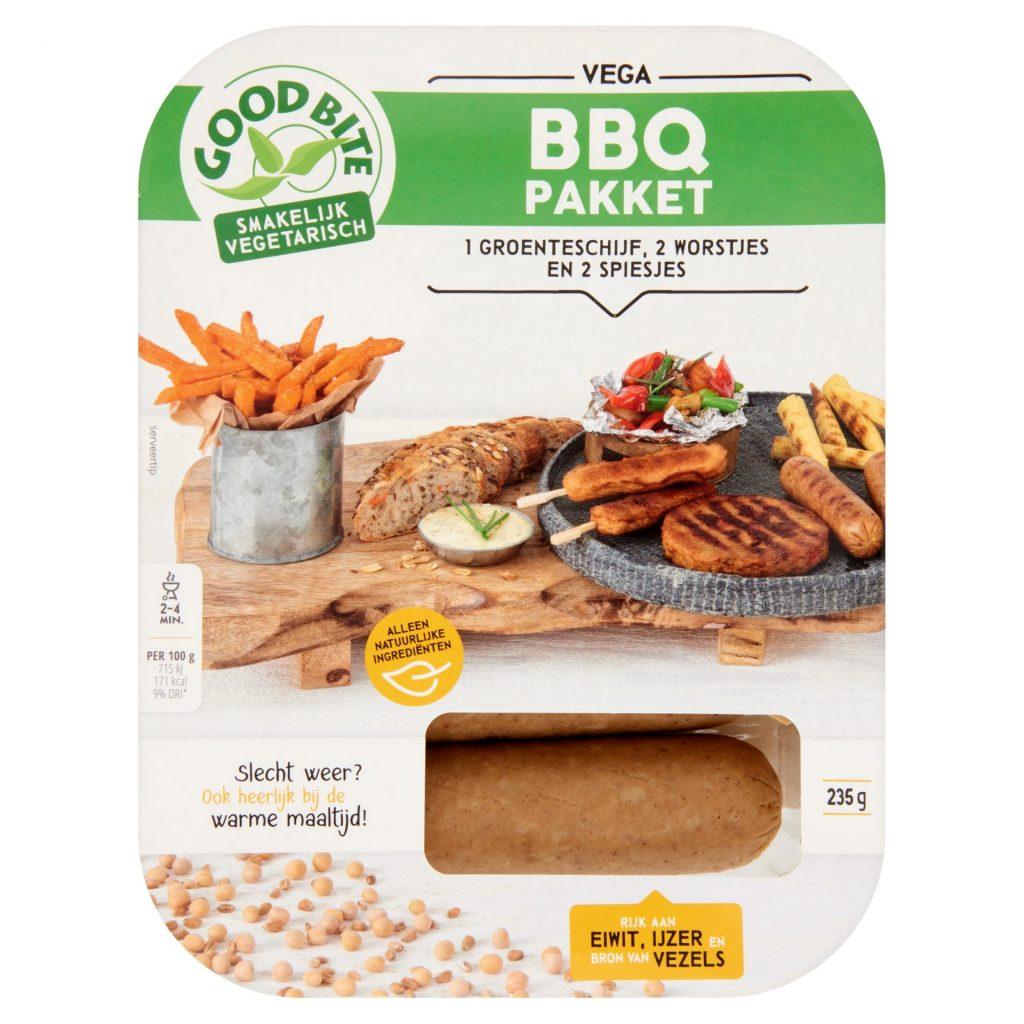 Vegetarische BBQ producten