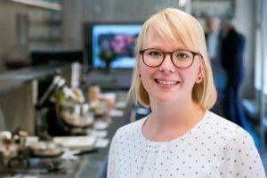 Product Technologist Yvonne Crijns Schouten