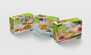 Frozen, Top seal consumer packaging, Food service box, Top loading cases, Bulk box or crate