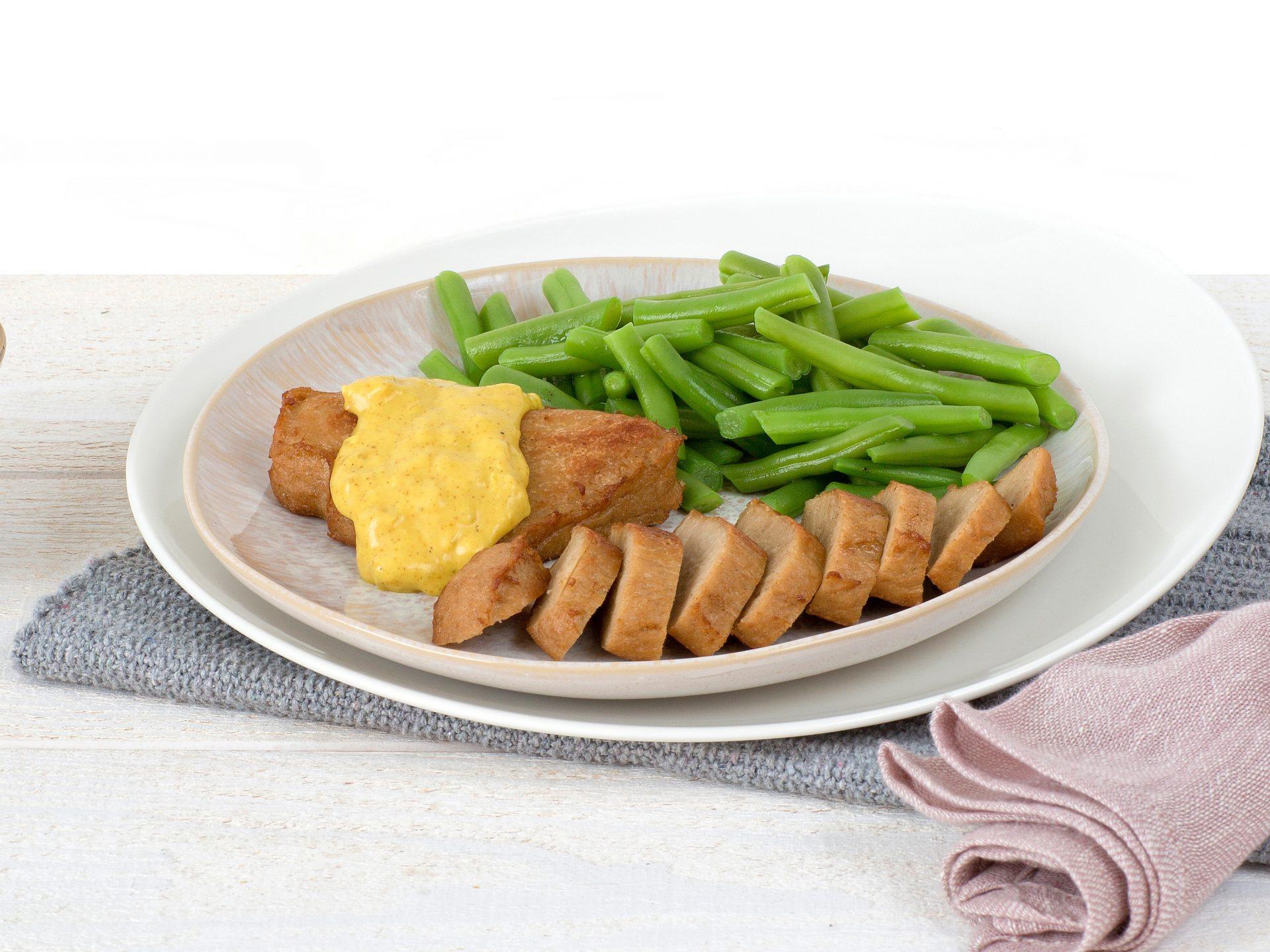Fleischersatz: Vegetarische Filet