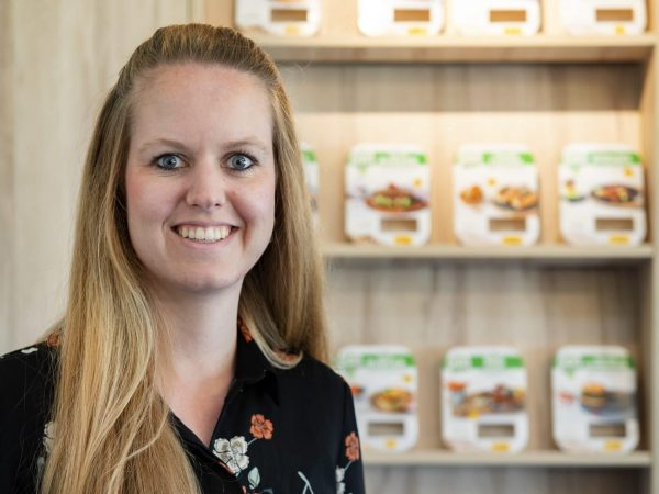 Schouten Specialist in the development of plant-based products - Sanne Jager - QA specialist
