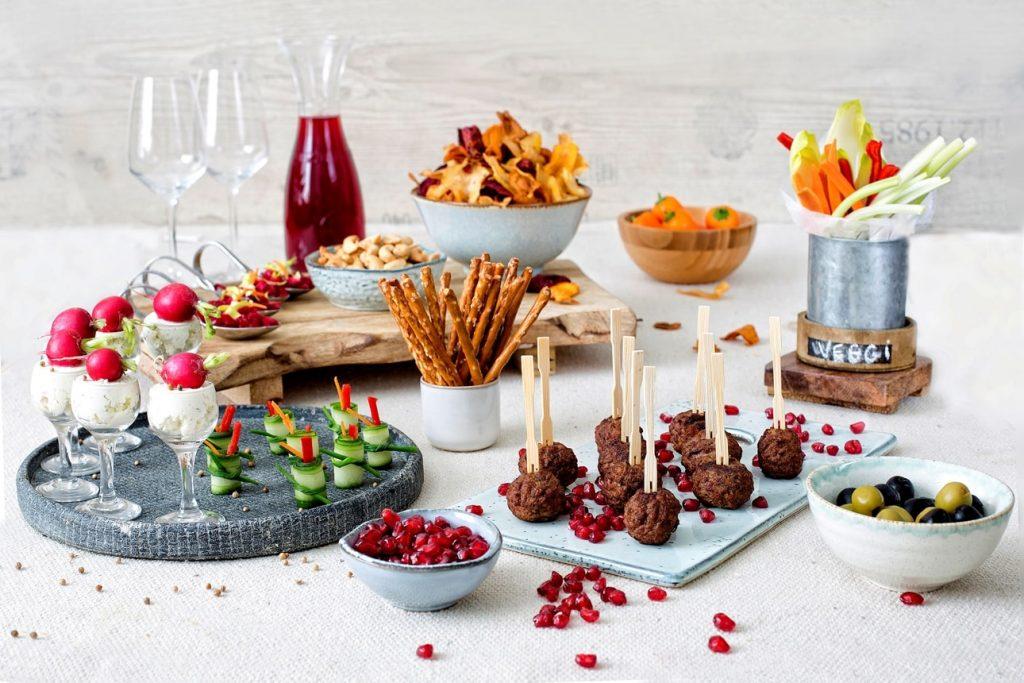 Schouten Europe producent vegetarische producten