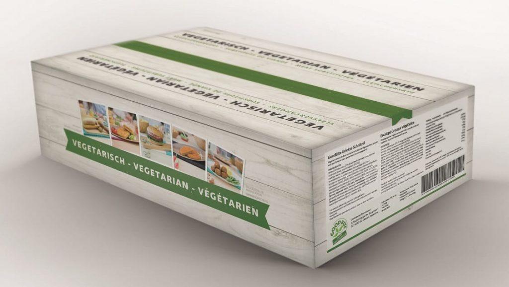 Grootverpakking Vleesvervangers