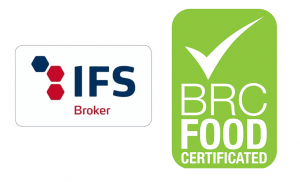 IFS Broker en BRC Food gecertificeerd