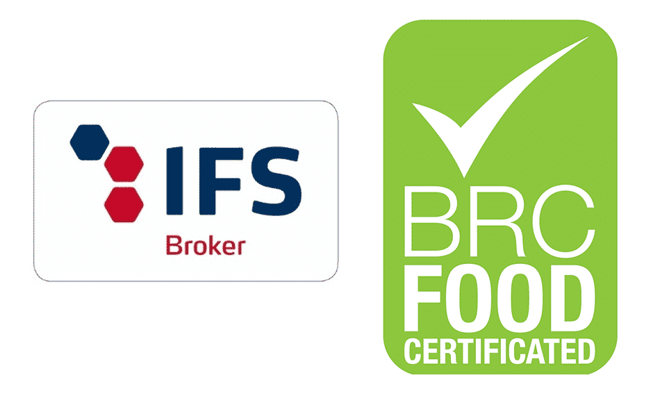 IFS Broker en BRC Food gecertificeerd
