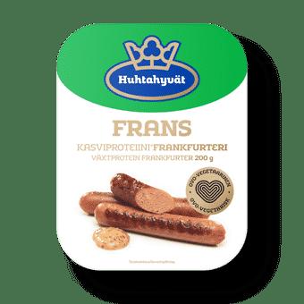 Vleesvervangers: vegetarische braadworst- frans-200g