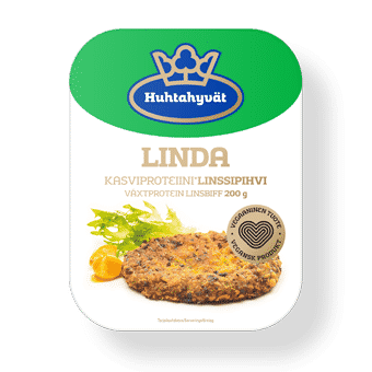 Vegan Lentil burger
