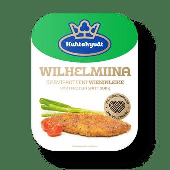 Vleesvervangers: Vegetarische schnitzel - wilhelmiina-200g