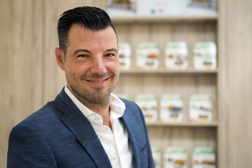 Arjaan van der Giessen - Commercial Director