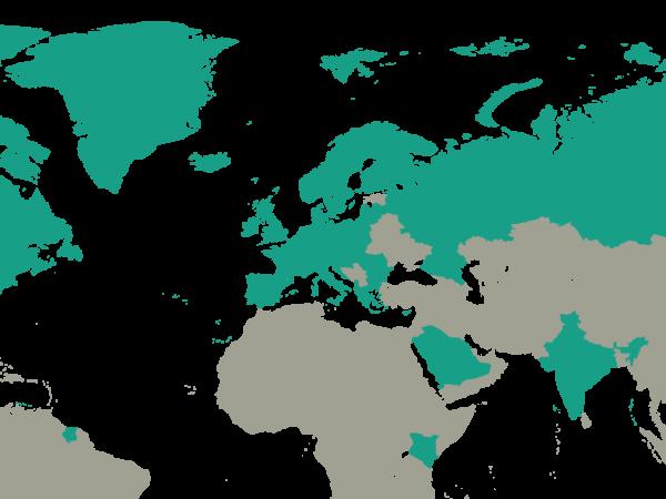 Schouten levert vegetarische producten in meer dan 50 landen