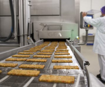 Schouten Specialist in the development of plant-based products - production DALCO FOODS