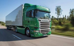 Schouten Specialist in the development of plant-based products - Green-Scania-Truck