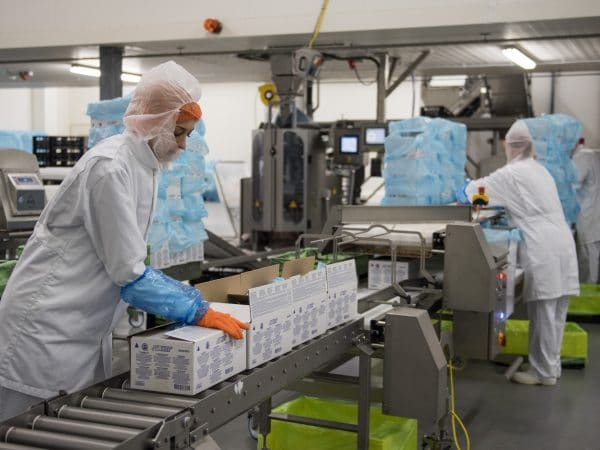 Meat substitutes: High care production and packaging facilities. Kwaliteit - A strong focus on quality and food safety