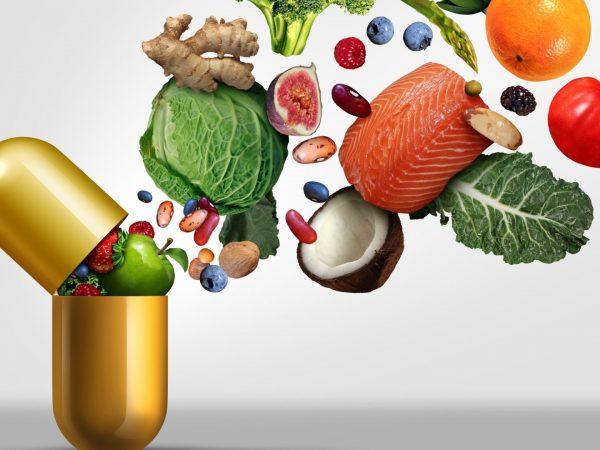 Various-vitamines