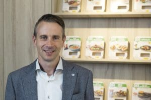Erik Romme - International Sales Manager