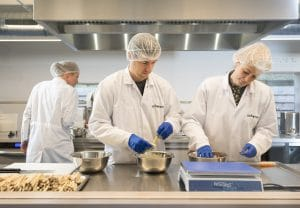 Schouten Europe: specialist in the development of plant-based protein products: vegetarian en vegan meat substitutes