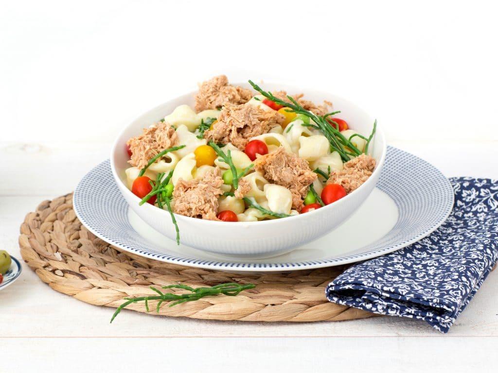 Schouten Europe: producten vleesvervangers - Plant-based Tuna