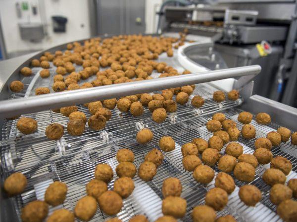 Schouten Europe: specialist in plant-based protein products: Plant-based production