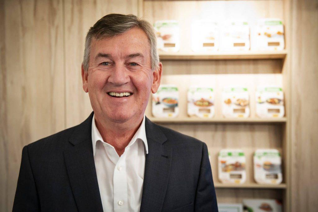 Schouten Specialist in the development of plant-based products - Henk Schouten – CEO