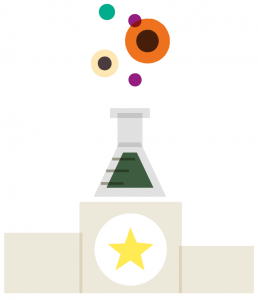 Schouten Specialist in the development of plant-based products - illustration testlab