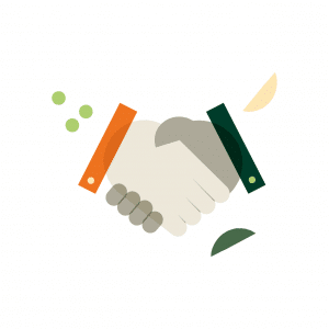 Partnership in plant-based products