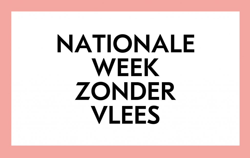 Logo Nationale Week zonder Vlees -  Plant-based protein Netherlands
