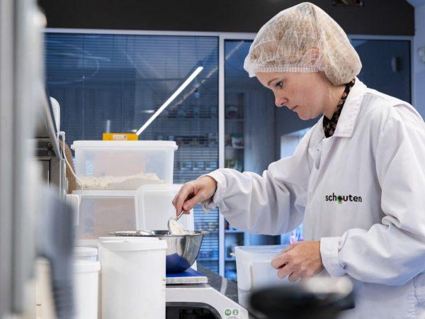 Schouten Specialist in the development of plant-based products - Product development - plant based protein products