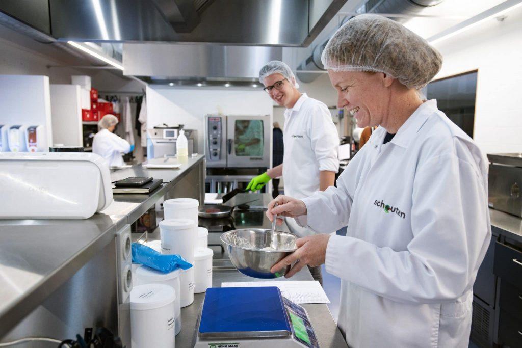 Schouten Specialist in the development of plant-based products - Development of plant-based protein products
