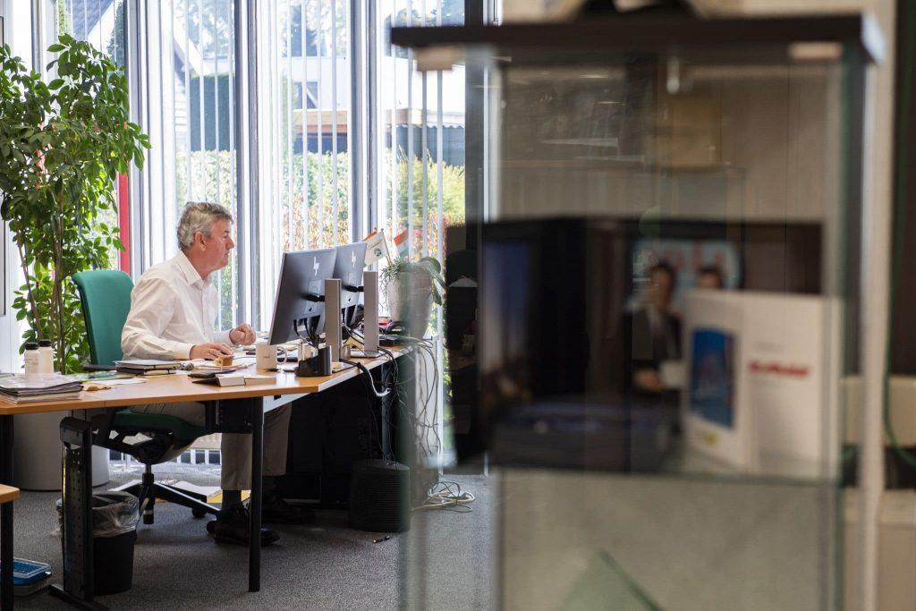 Schouten Specialist in the development of plant-based products - Henk Schouten CEO