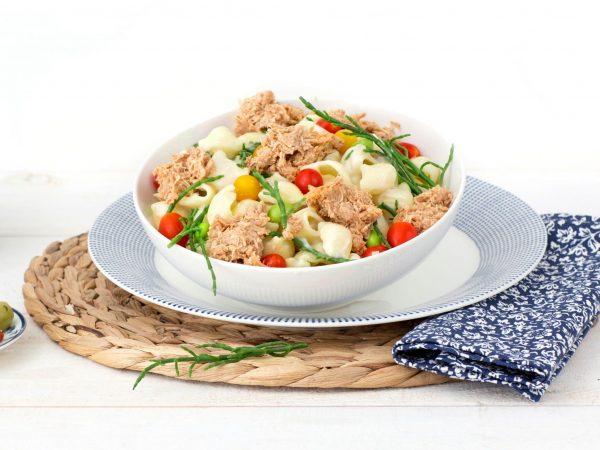 vegan Green Tuna: Schouten specialist in plant-based protein products