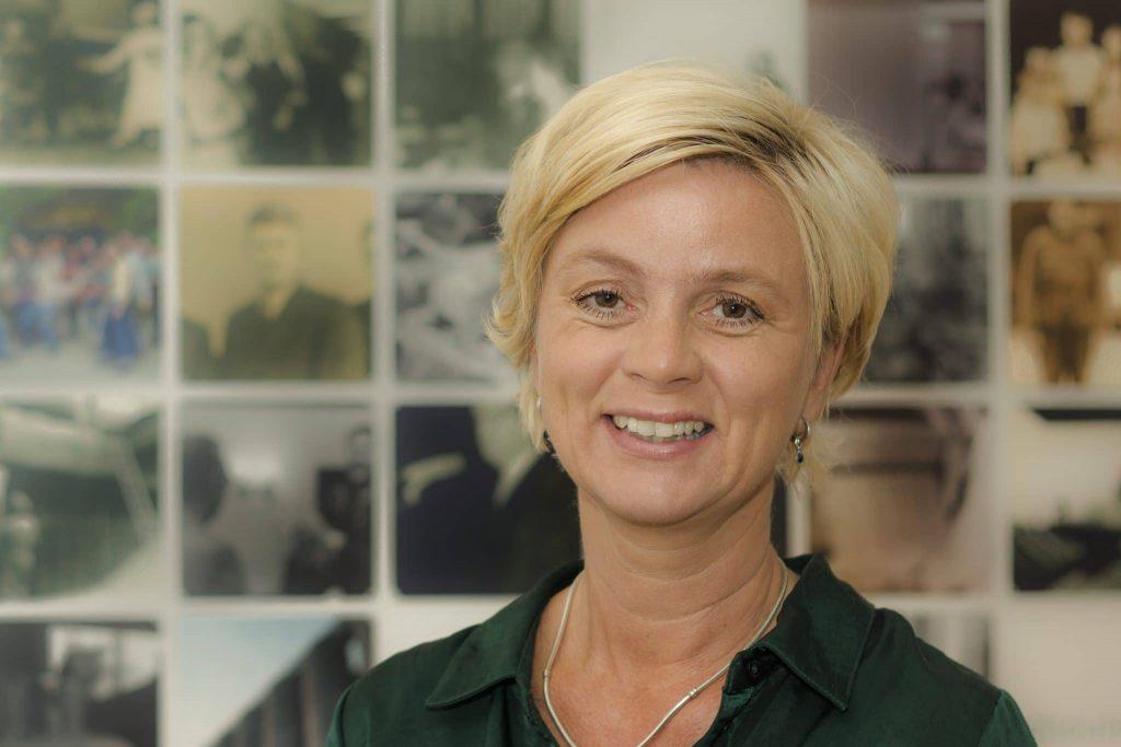 Andrea van Esch - Receptionist