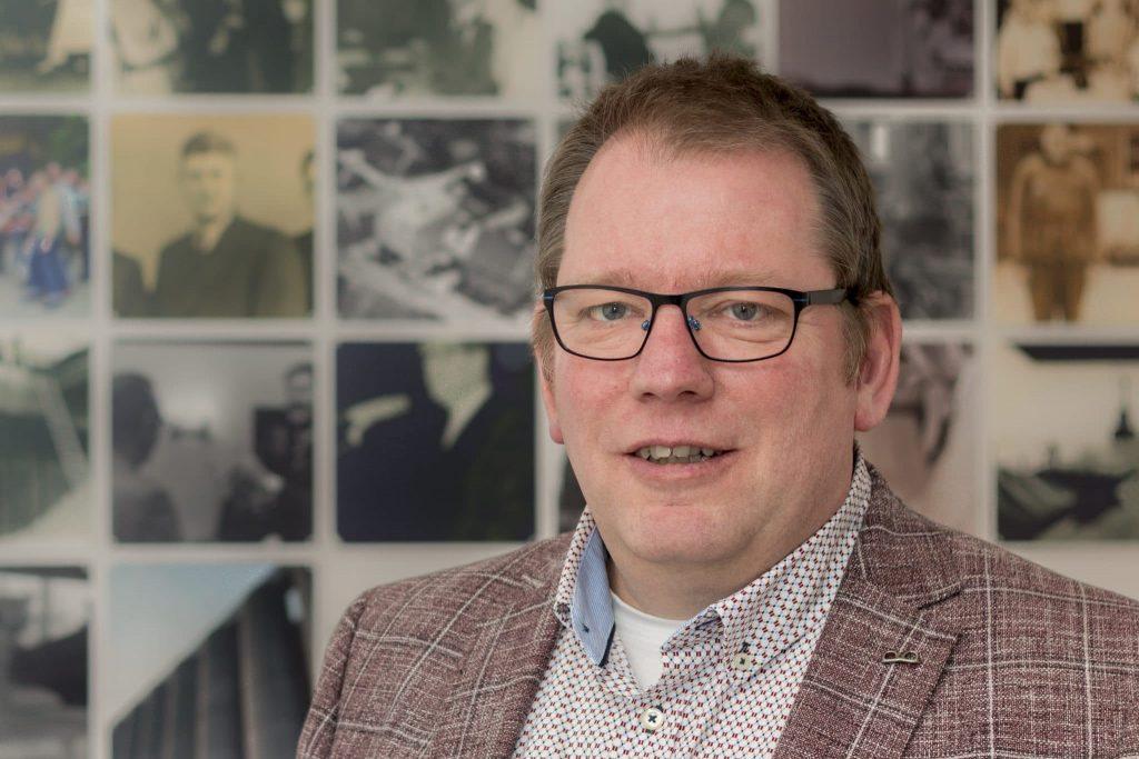 Raymond Riphagen - Facility Manager