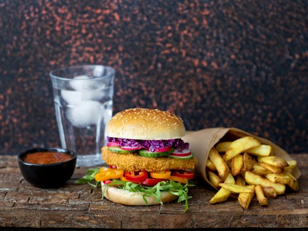 Customised plant-based products for QSR chains and food service