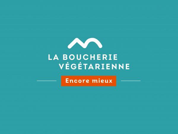 Logo - LBV La Boucherie Vegetarienne