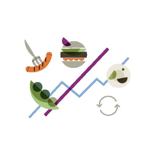 Vegan tonijn- marktpotentie